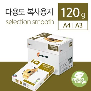 IQ Selection Smooth 120g