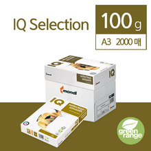 IQ Selection Smooth 100g A3 2000매
